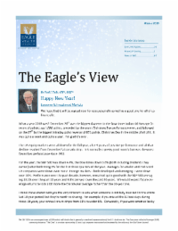 The Eagle's View Winter 2019 Newsletter